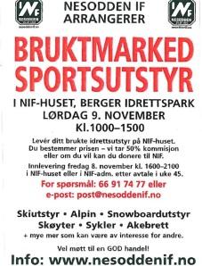 Bruktmarked 2013