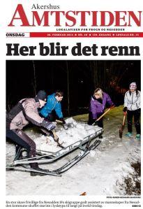 Faksimile: Amta 26. februar 2014.