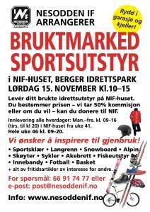 Bruktmarked 2014