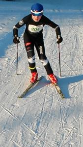 Daniel Fatnes under Kollmila 2015.