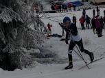 Eirik under Hakadalsrennet 2016 søndag