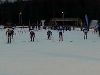 Sondre ytterst til venstre (bak), Eirik ytterst til høyre.