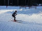 Emilian under BULL-sprinten