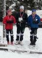 Daniel Fatnes, Sondre Martinsen og Eirik Enbusk