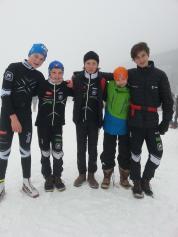 Gaute, Eirik, Mads, Kasper, Sondre
