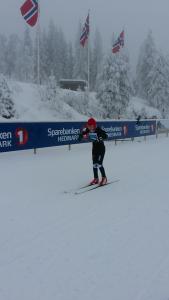 Daniel Fatnes under Stenfjellrunden 2017
