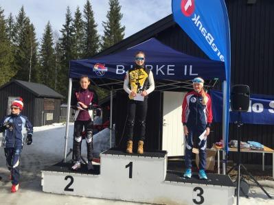 Maja ble nr. 2 sammenlagt i Sparebank1-cup.