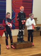Mia på topp sammenlagt i Tour de Bærum